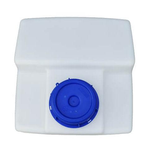 metering tank / for liquids / polyethylene