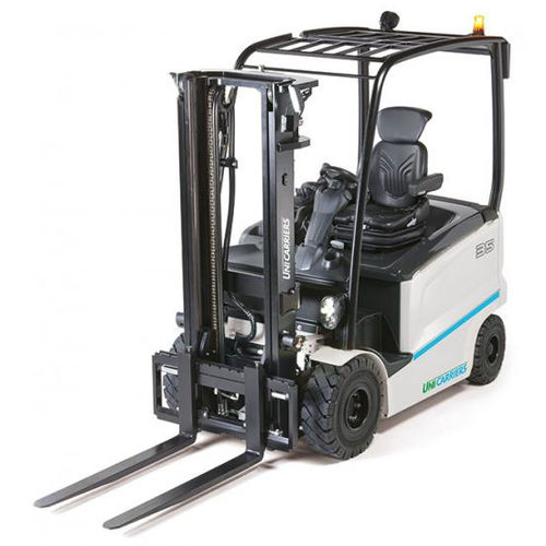 electric forklift truck / ride-on / handling