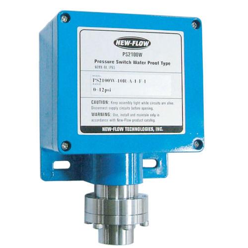 diaphragm pressure switch / adjustable / IP66 / explosion-proof