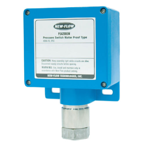 diaphragm pressure switch / adjustable / stainless steel / IP66