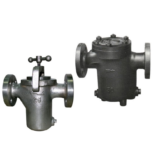 cartridge filter housing / for compressed air / stainless steel