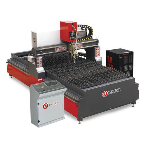 metal cutting machine / plasma / CNC / precision