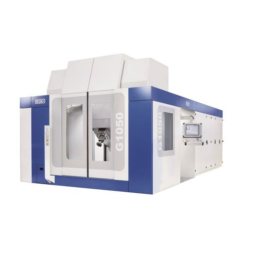 milling CNC machining center / 5-axis / 4-axis / universal