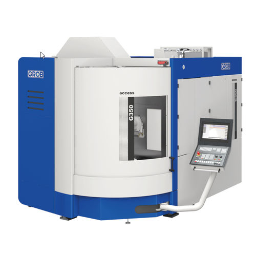 milling CNC machining center / 5-axis / universal