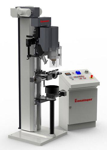 vertical grinding machine / workpiece / CNC