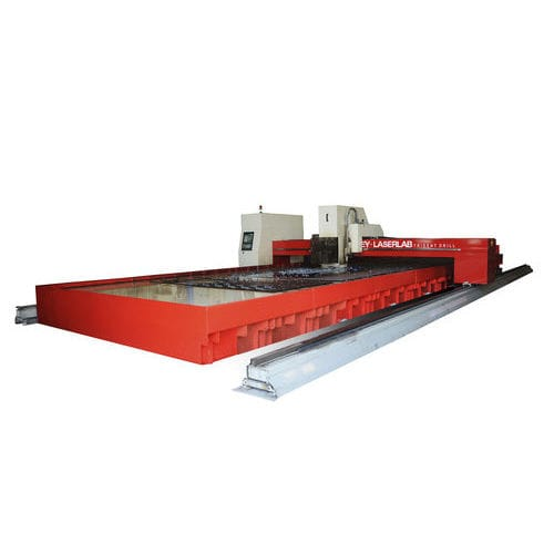 steel cutting machine / plasma / CNC / high-speed