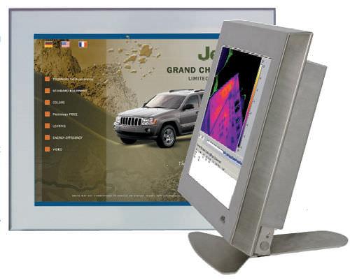 LCD panel PC / 19