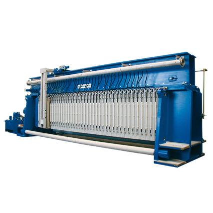 overhead beam filter press