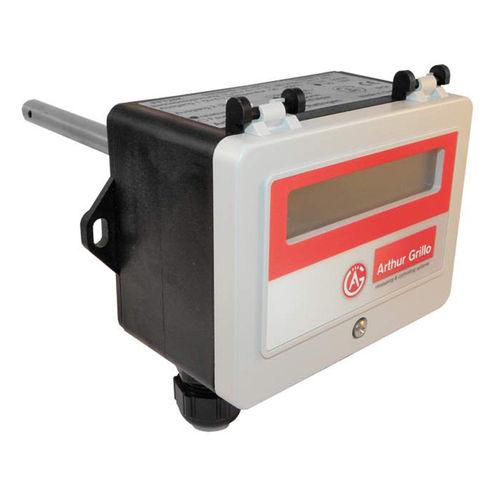 relative humidity and temperature sensor