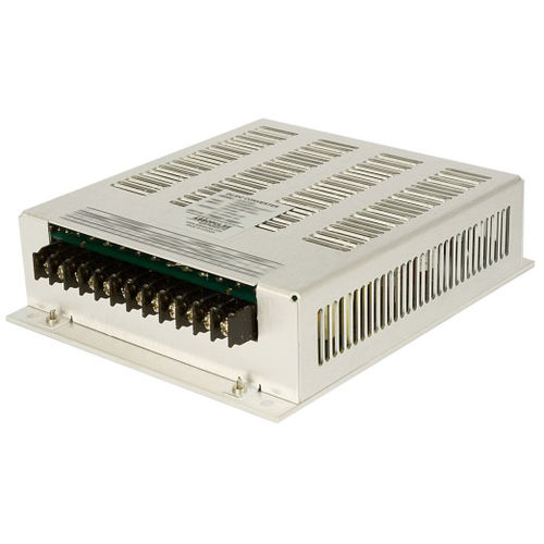 enclosed DC/DC converter / industrial / dual-output / rugged