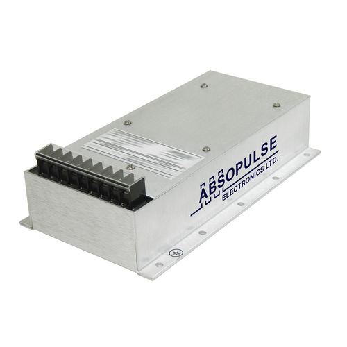 industrial DC/DC converter / encapsulated / wide input range / rugged