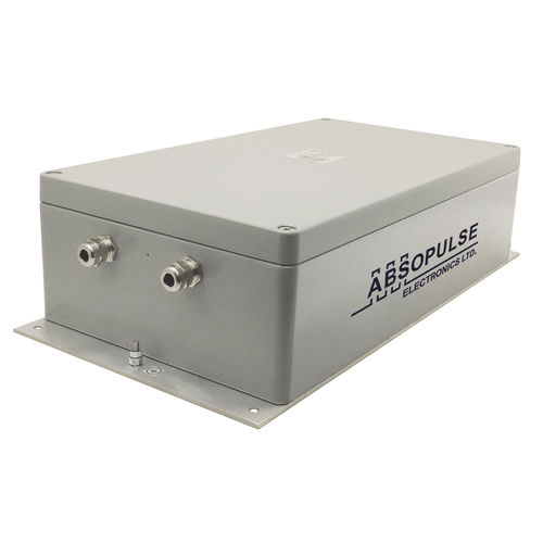 enclosed DC/DC converter / regulated / industrial / rugged