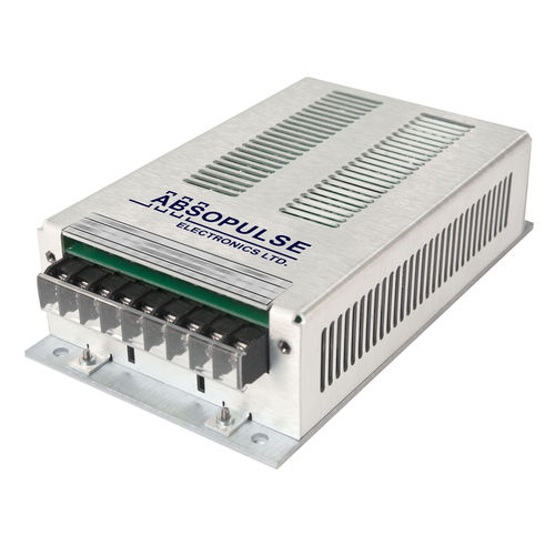 enclosed DC/DC converter / industrial / for railway applications / for telecom applications