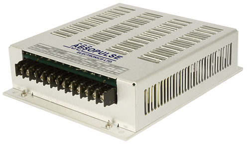 industrial DC/DC converter / enclosed / chassis-mounted / regulated