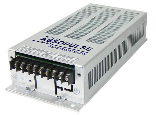 DC/DC converter for railway applications