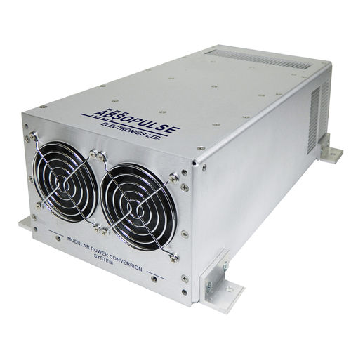 enclosed DC/DC converter / industrial / single-output / rugged