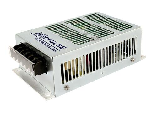 enclosed DC/DC converter / industrial / single-output / wide input range