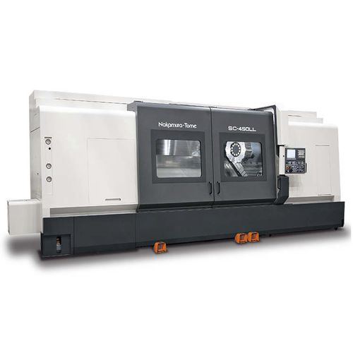 CNC turning center / 2-axis / milling machine / universal