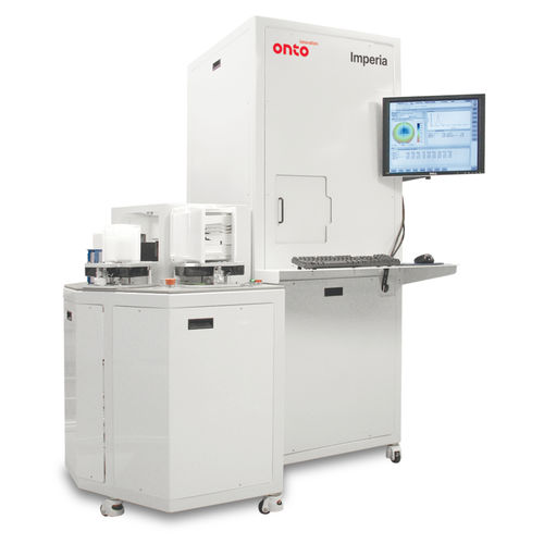 optical inspection system / 3D / automated / for wafers