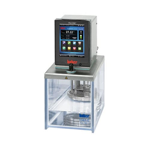 circulating water bath / with digital display