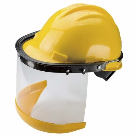 high-temperature protective visor