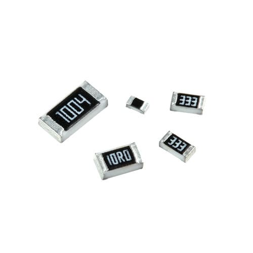 thick-film resistor / board-mount / SMD / power