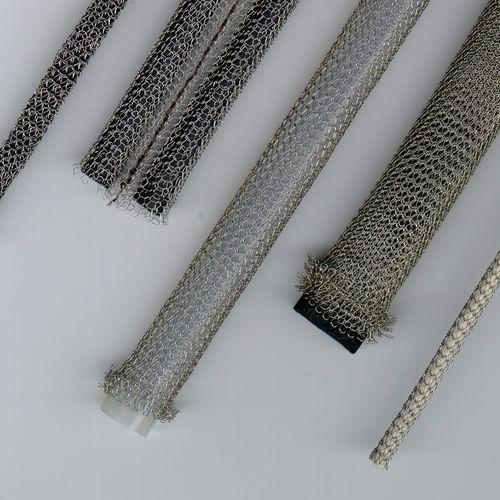 spiral gasket / profiled / rubber / elastomeric