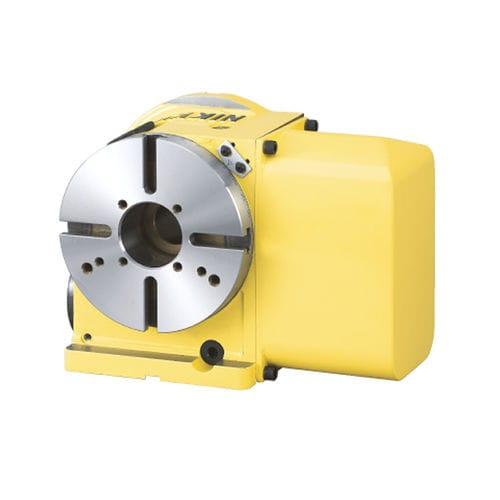 motor-driven rotary table / vertical / for machine tools / CNC