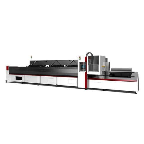metal cutting machine / fiber laser / for tubes / CNC