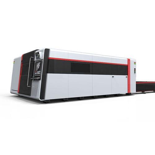 metal cutting machine / fiber laser / CNC / for heavy-duty applications