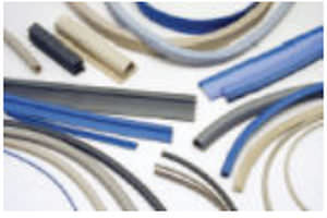 O-ring seal / rubber / EMI shielding / conductive