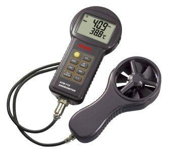 vane thermo-anemometer