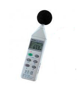 sound level meter with analysis function