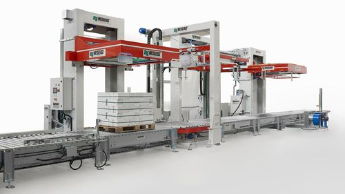 ceramic product packaging line