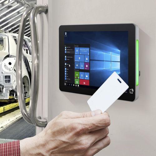 multitouch screen HMI / wall-mount / Freescale i.MX6 / ARM Cortex