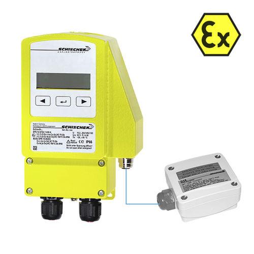 wall-mount humidity and temperature sensor