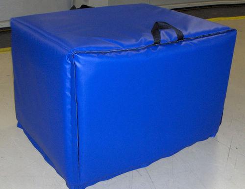 vinyl insulating blanket