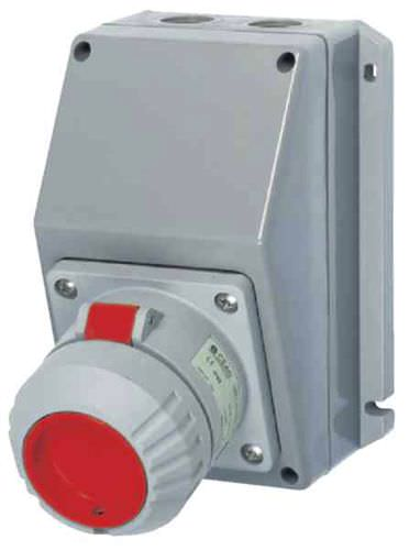 wall-mounted plug and socket / explosion-proof