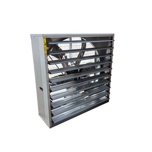 axial fan / extraction / ventilation / industrial