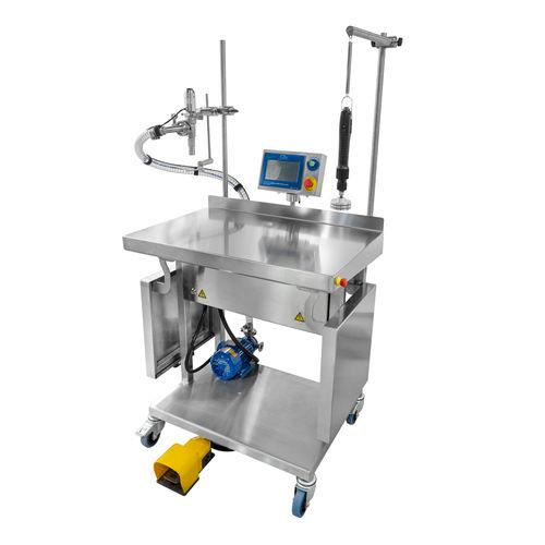 semi-automatic filling machine