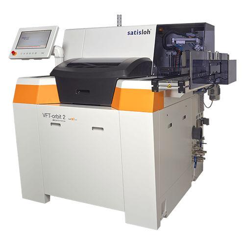 ophthalmic lens production surfacing generator - Satisloh
