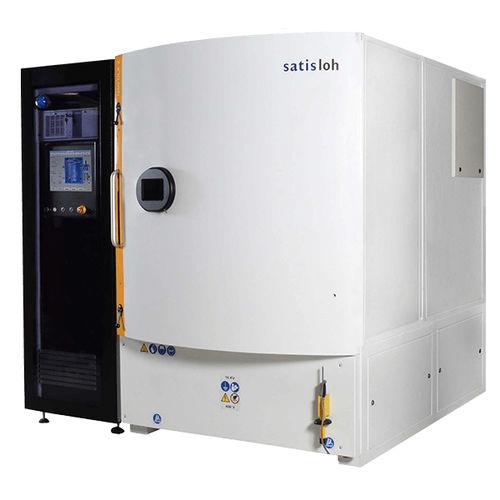 anti-reflective vacuum coating machine - Satisloh
