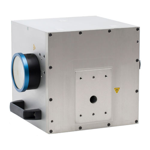 2-axis laser scanner head