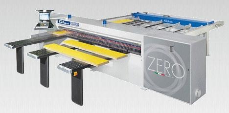 panel saw / high-speed / horizontal / automatic