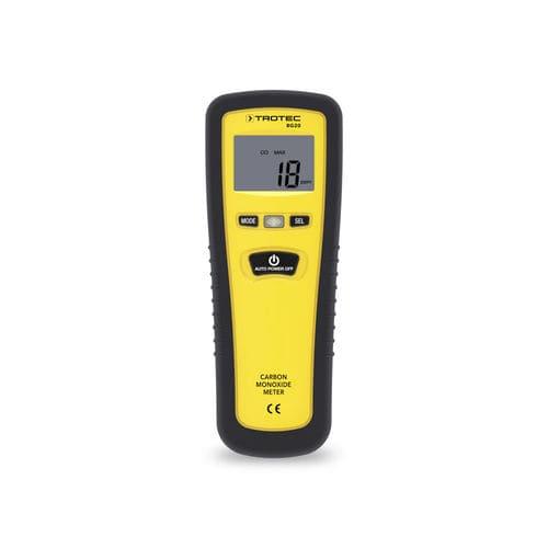 carbon monoxide detector / gas