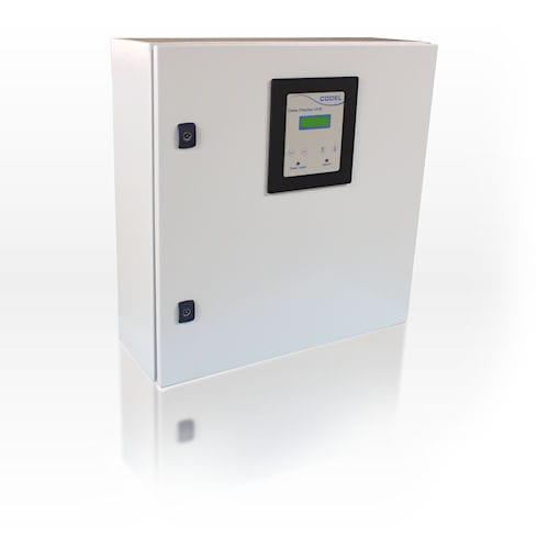 carbon monoxide detector / gas / electrochemical / compact
