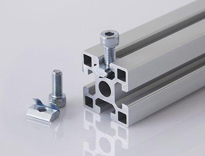 T nut / zinc-plated steel