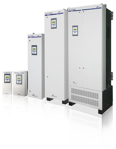 vertical variable-speed drive
