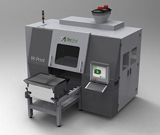 metal 3D printer / BJ / for the aerospace industry / large-format