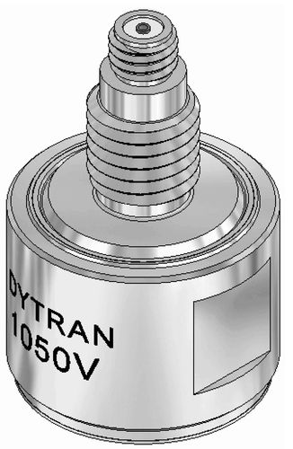 tension/compression load cell / rod end / piezoelectric